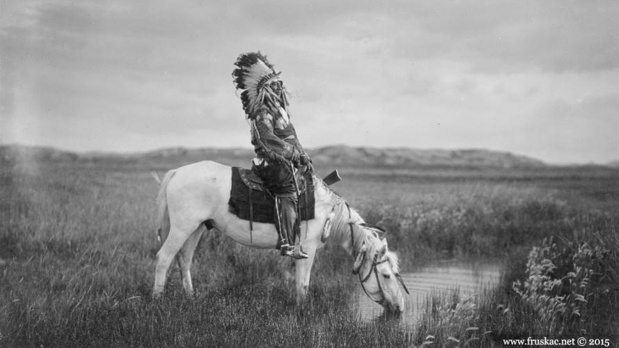 Life - Indijanci i život u skladu sa prirodom