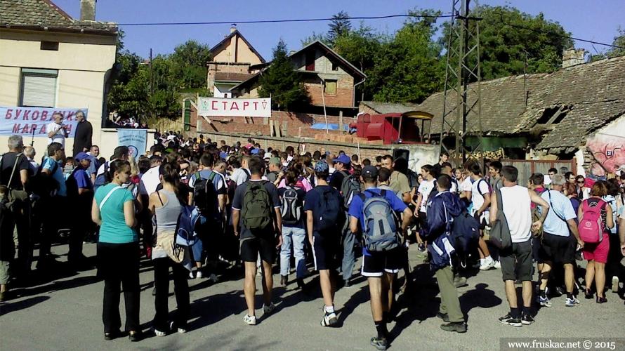 News - Da li dolazite na 16. Bukovački maraton?