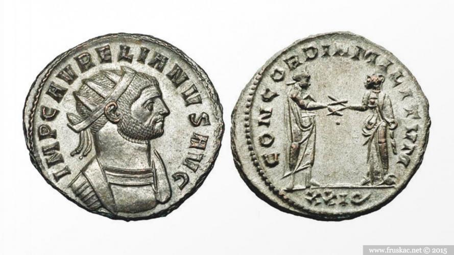 History - Lucije Domicije Aurelijan