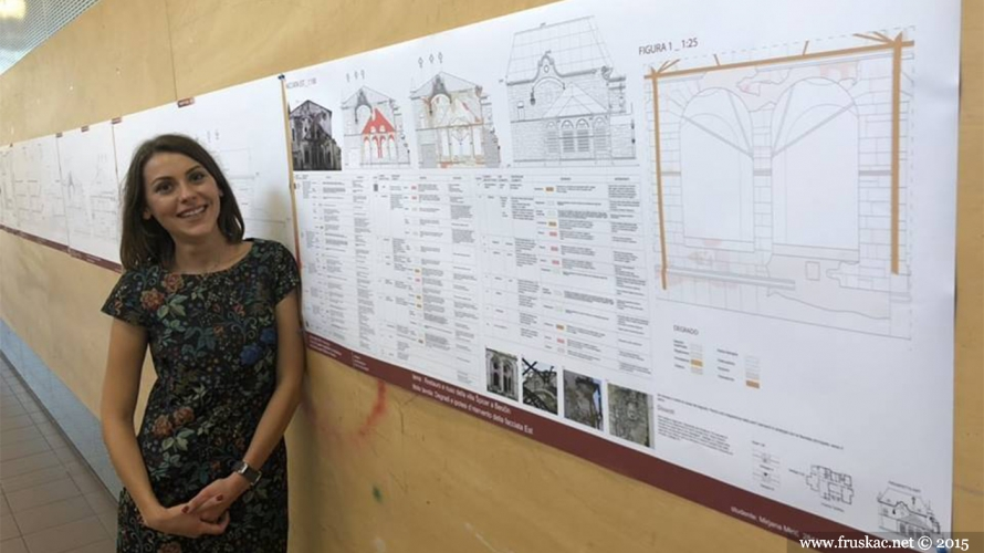 News - Mirjana Mirić - budući arhitekta čija ideja može da oživi dvorac Špicerovih