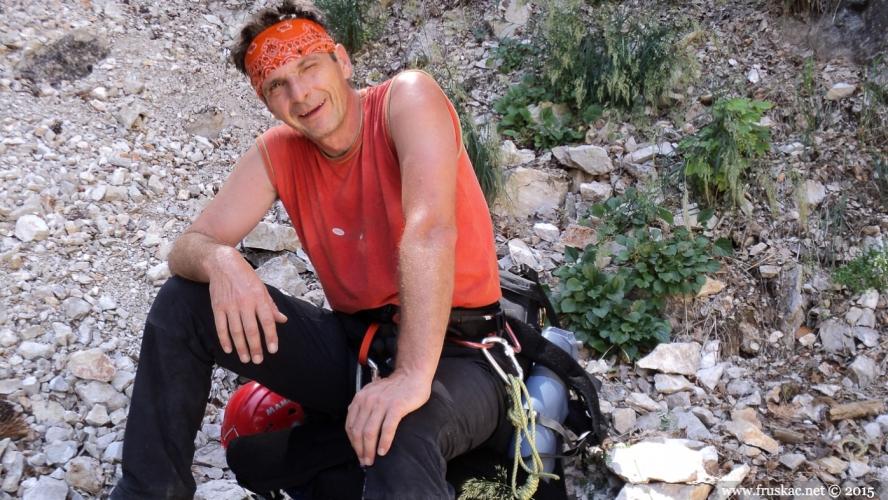 Interviews - Željko Fekete - Planinar sa srcem velikim kao Fruška gora