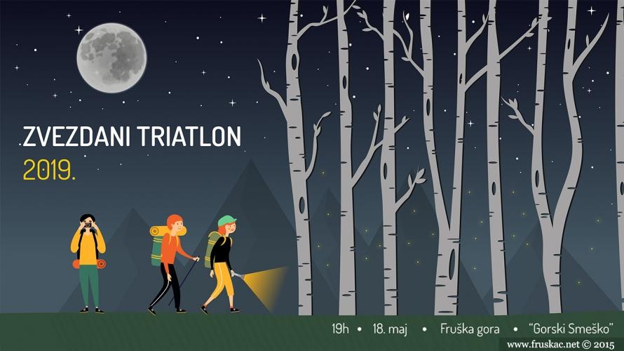 News - Zvezdani Triatlon 2019. na Fruškoj gori