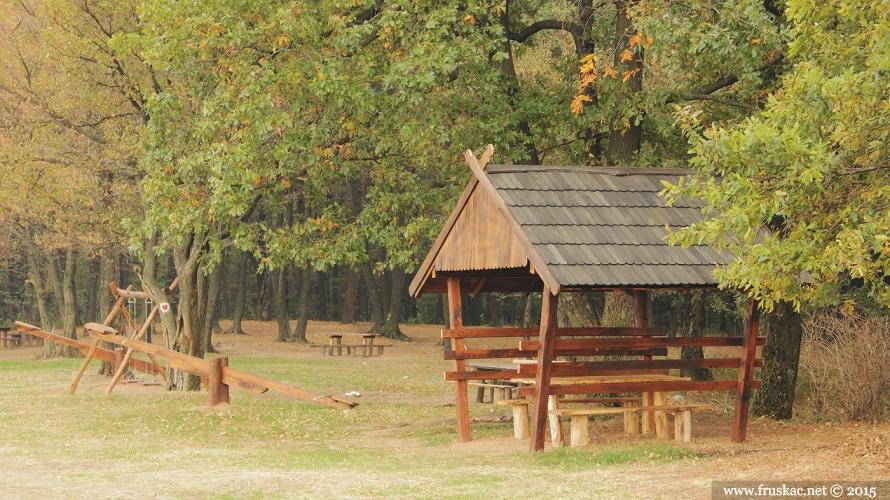 Picnic Areas - Izletište Brankovac