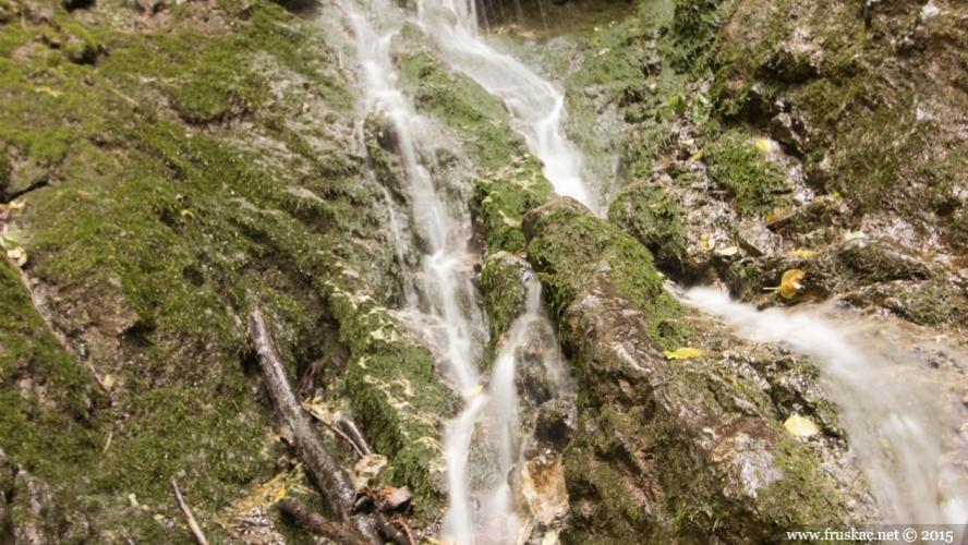 Waterfalls - Dumbovački vodopad