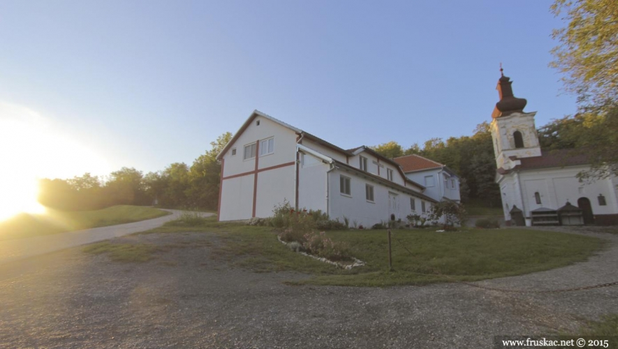 Monasteries - Manastir Berkasovo