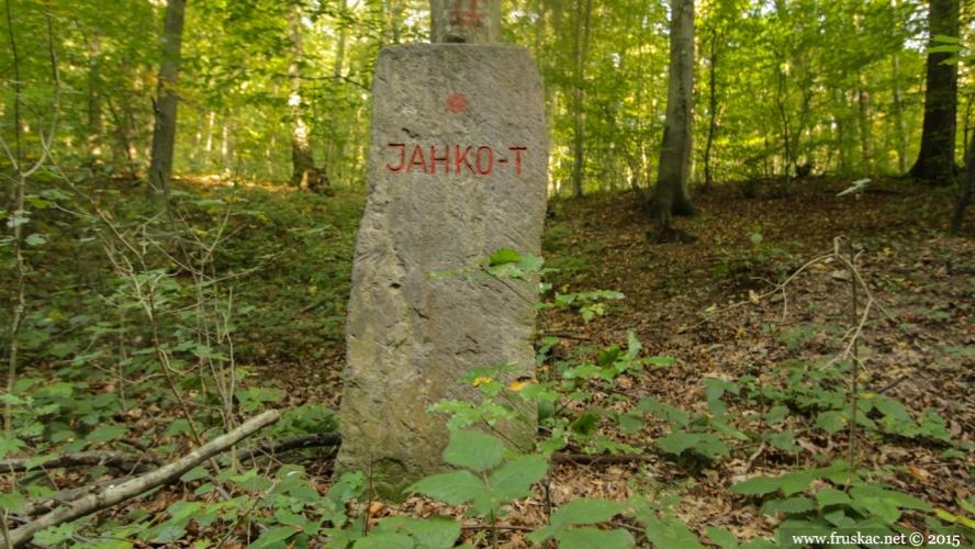Monuments - Jankos monument