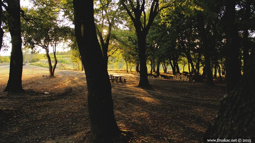 Picnic Areas - Izletište Rohalj baze