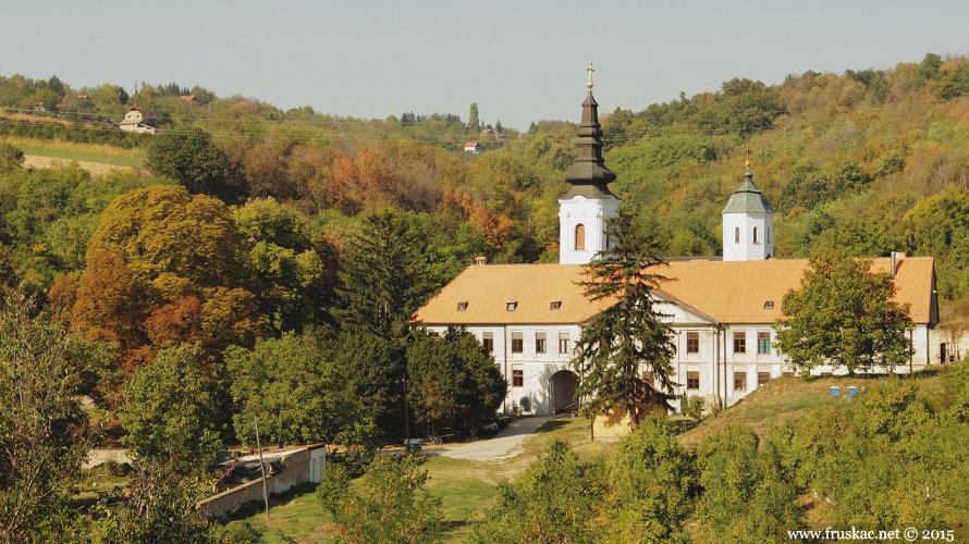 Monasteries - Manastir Kuveždin