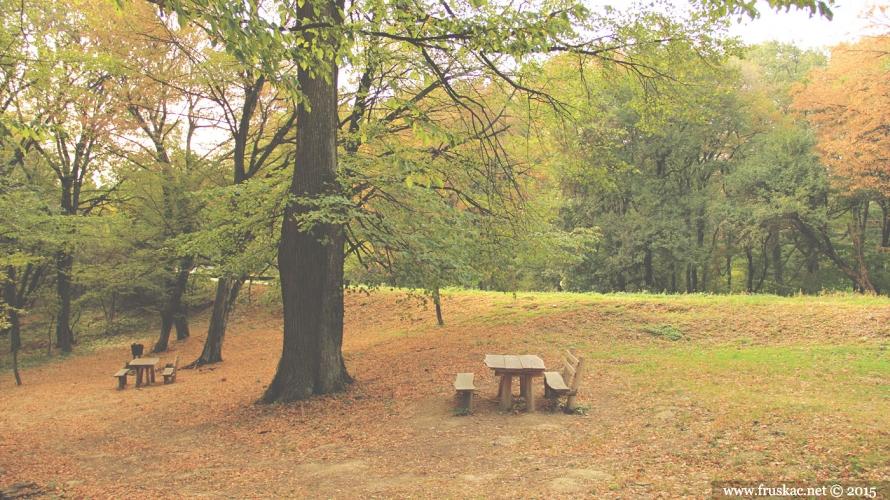 Picnic Areas - Izletište Kraljev izvor
