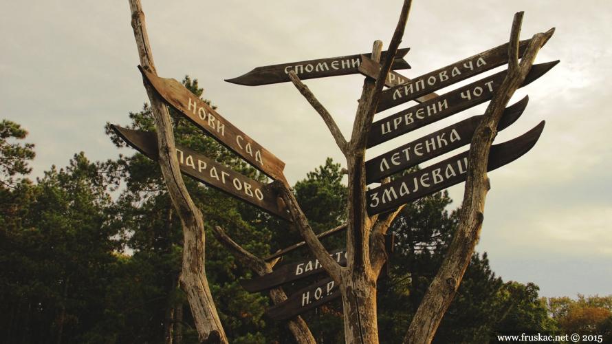 Picnic Areas - Izletište Iriški venac