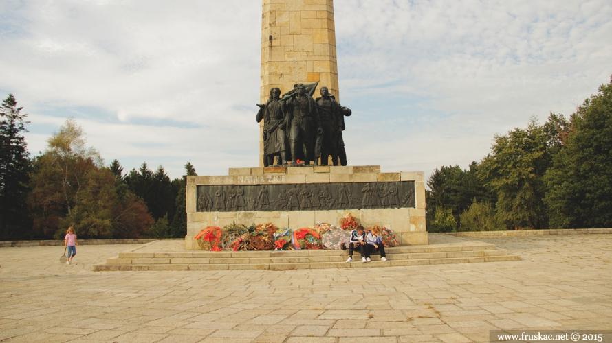 Spomen Obelezje Sloboda Spomenici Lokacije Fruska Gora Srbija