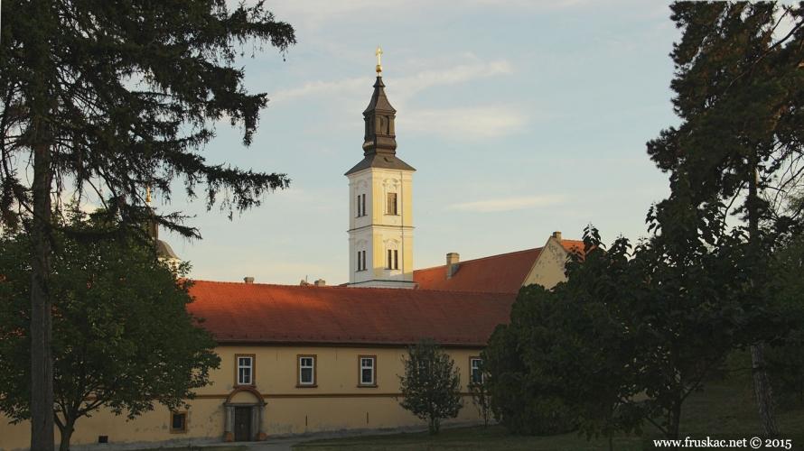 Monasteries - Manastir Krušedol