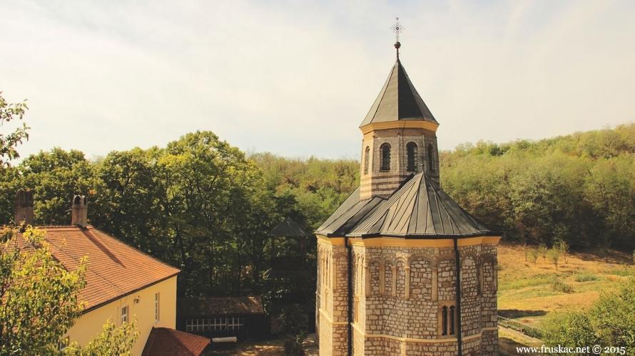 Monasteries - Manastir Mala Remeta