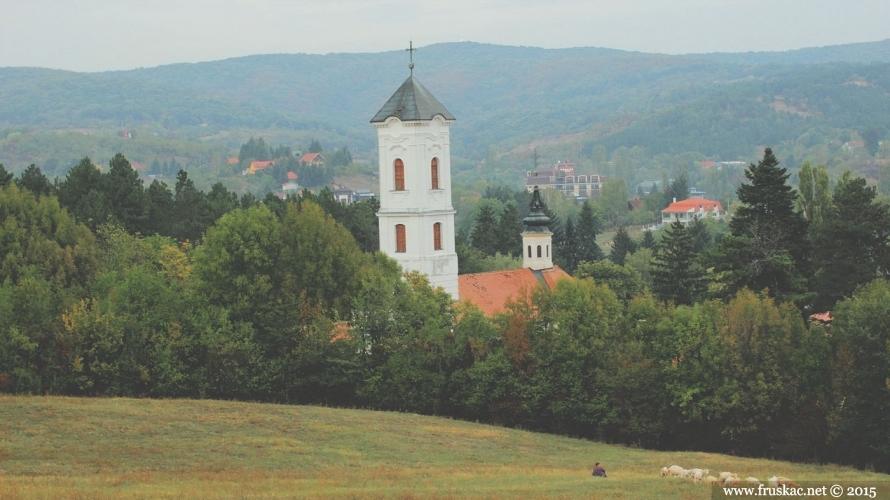 Monasteries - Vrdnik Monastery