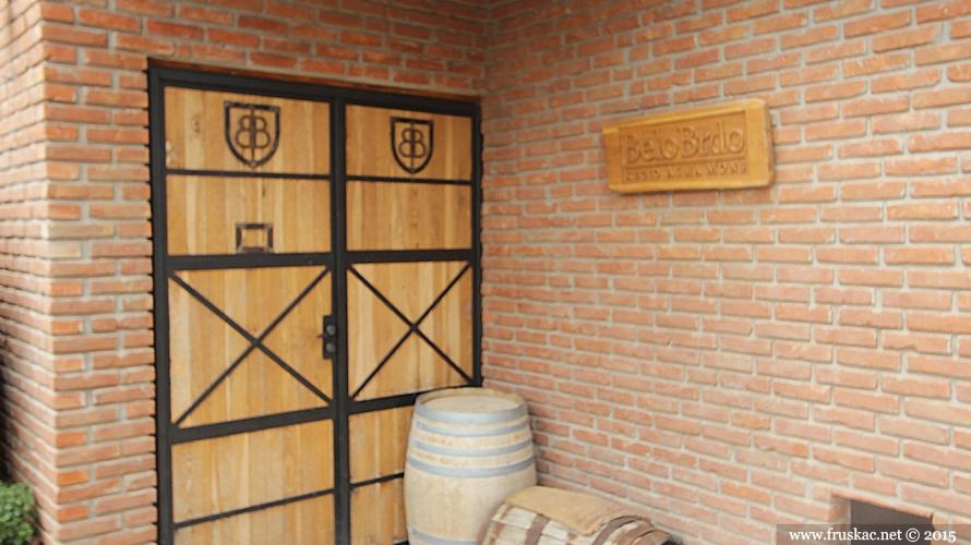 Wineries - Vinarija Belo brdo