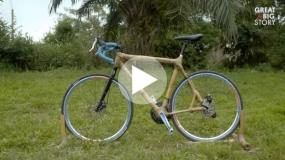 Kako bicikl od bambusa čuva okolinu i pomaže zajednici