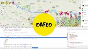 Razvoj mape - poziv za programere careve!