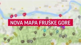Nova mapa Fruške gore