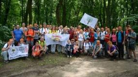 "Održana je prva protestna šetnja za šumu Pokreta ""Odbranimo šume Fruške gore"""