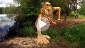 Zaboravljeni džinovi šumskog muzeja